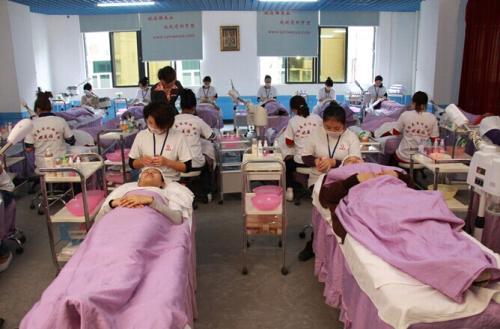 职业美容师全科班课程 职业美容师全科班学哪些