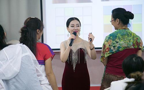 深圳职业白领形象设计班 深圳职业白领形象设计培训学校