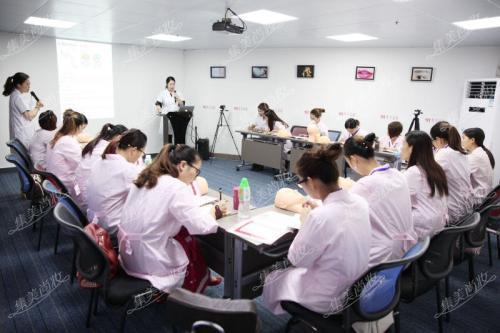 韩国皮肤管理培训班 韩国皮肤管理培训课程内容