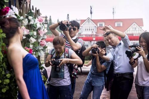 深圳摄影基础班招生简章 深圳摄影基础班培训开课了