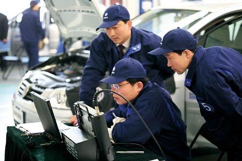 汽车智能检测与新能源工程师专业培训课程