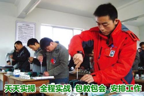 深圳专业的电工培训学校哪家好 费用多少