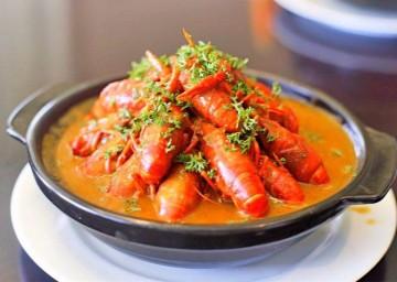 咖喱小龙虾做法技巧 咖喱小龙虾制作方法 咖喱小龙虾家常做法大全