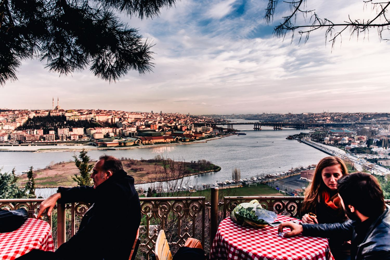 咖啡渣·占卜·伊斯坦布尔——土耳其咖啡