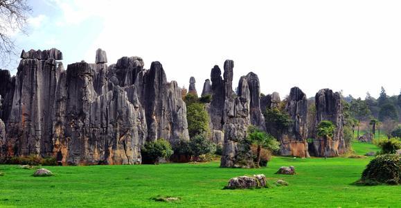 云南旅游景点介绍:天下第一奇观--石林