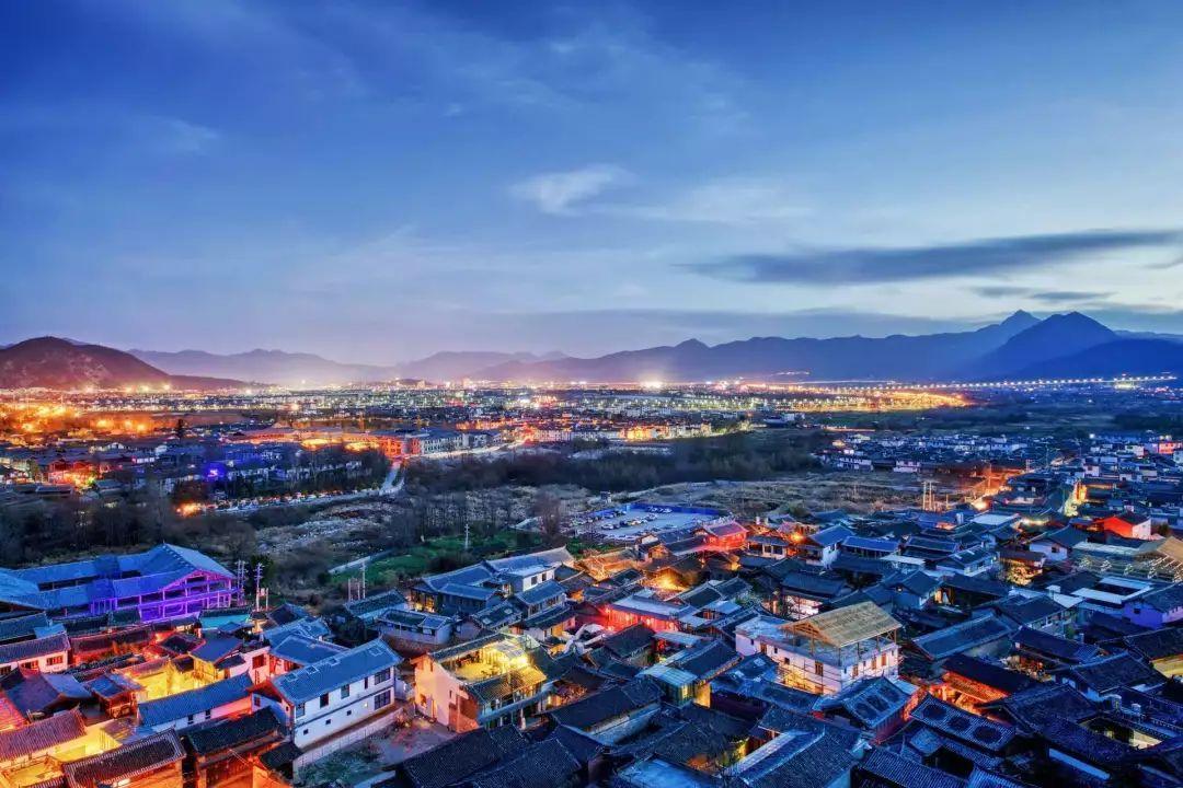 云南旅游景点介绍:世界文化遗产古都--丽江古城