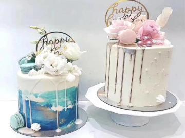 深圳哪里有生日蛋糕培训班 深圳专业生日蛋糕培训学校哪里好