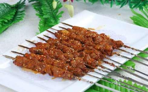 深圳油炸羊肉串培训学校 深圳油炸羊肉串小吃技术培训班多少钱