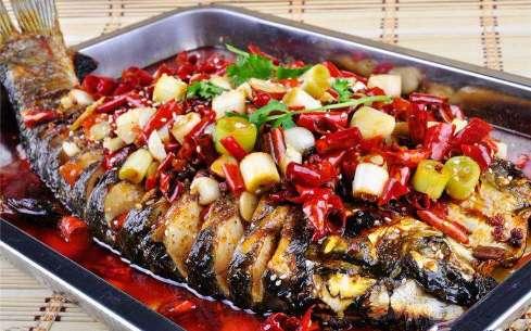 珠海烤鱼技术培训班 珠海烤鱼技术培训学校
