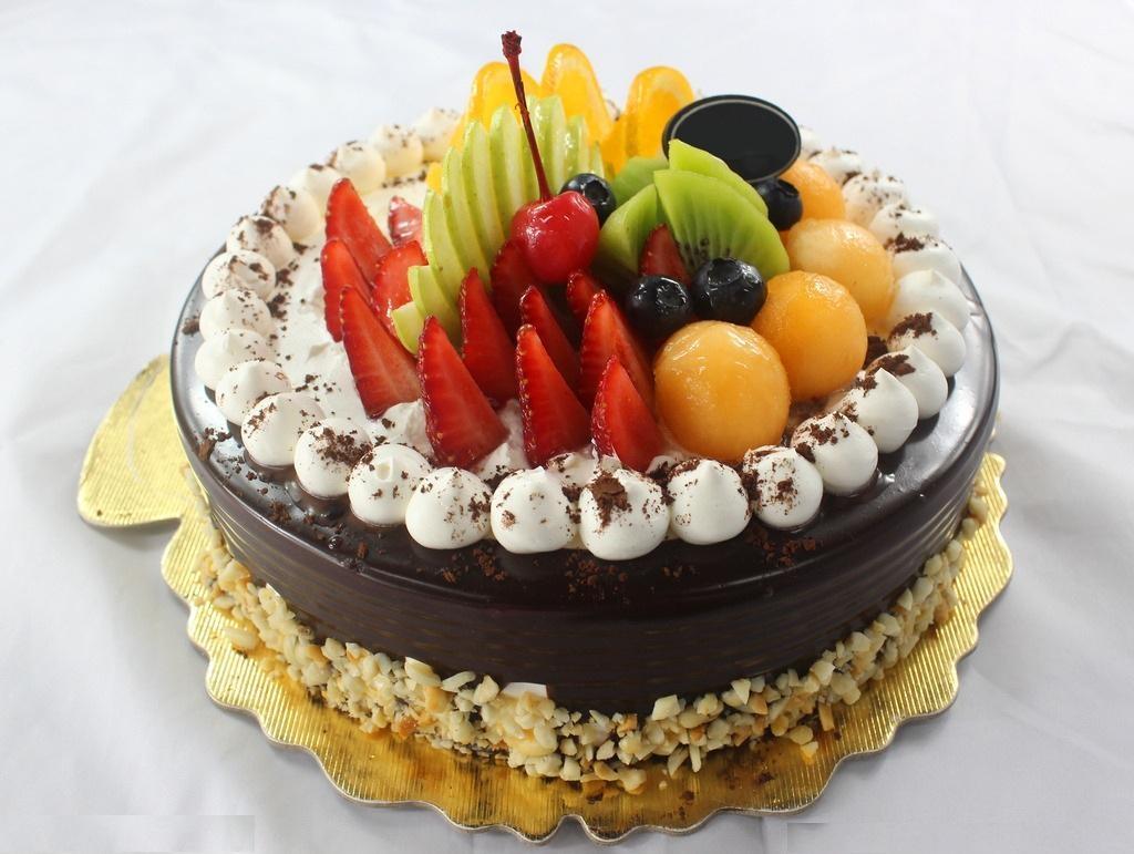 水果蛋糕培训
