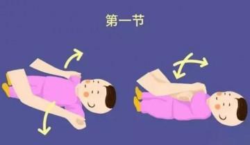 婴儿被动操这么做可促进宝宝健康发育,快跟着练起来吧!--妍禧育儿