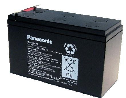 松下LC-R127R2蓄电池