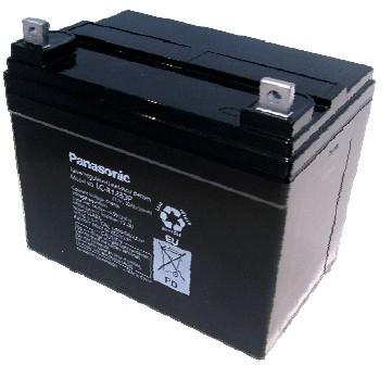 松下LC-R1233蓄电池