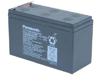 松下LC-P127R2蓄电池