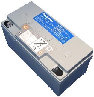 松下LC-QA1270蓄电池