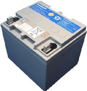 松下LC-QA1242蓄电池