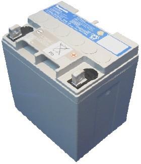松下LC-QA1224蓄电池