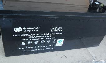 长海斯达蓄电池