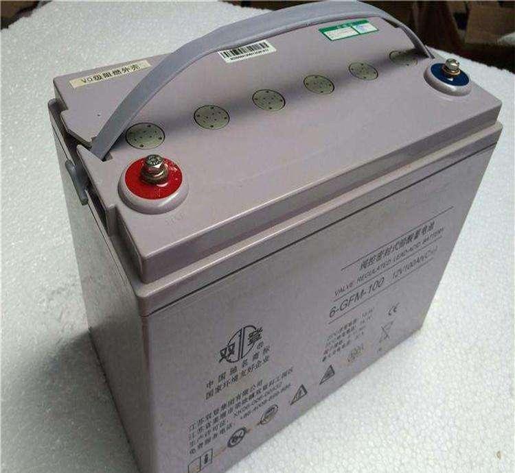 双登蓄电池12V系列