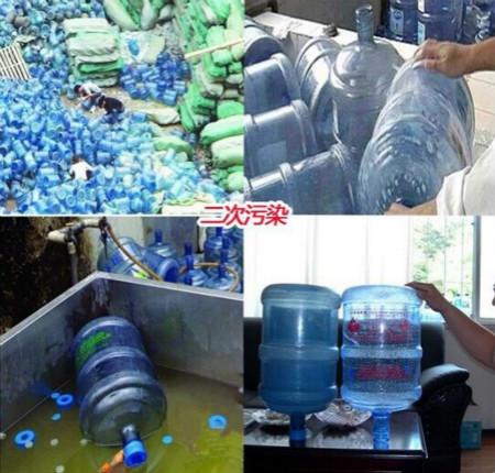 桶装水存在的8大隐患 并不比自来水安全