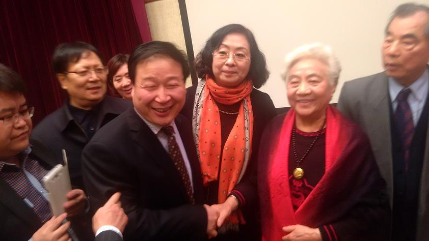 中国管理科学院召开所际智库联盟联谊会