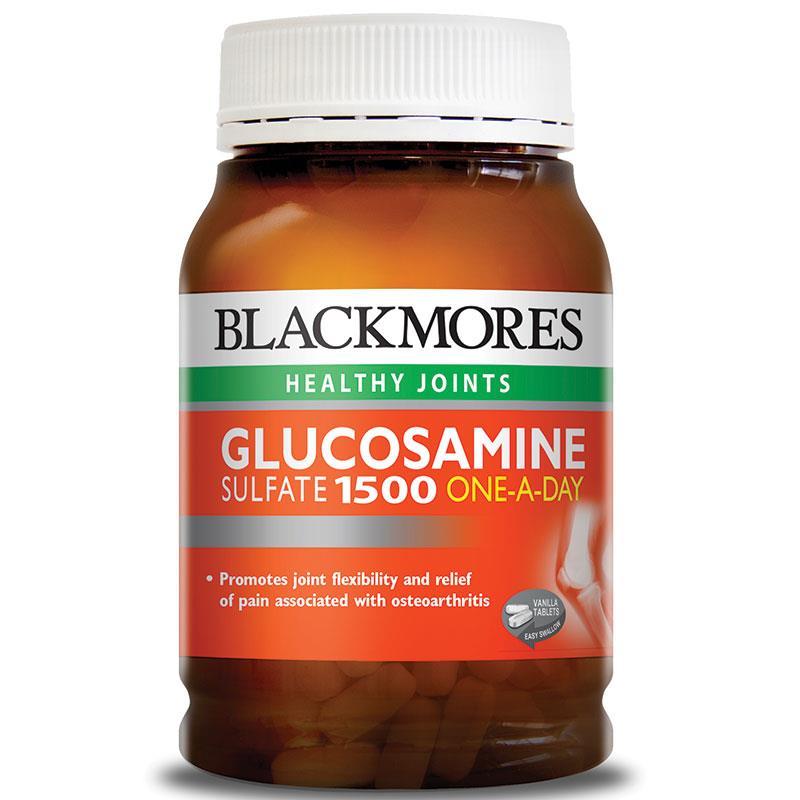 澳洲代购 Blackmores澳佳宝 维骨力 氨基葡萄糖氨糖关节 180粒