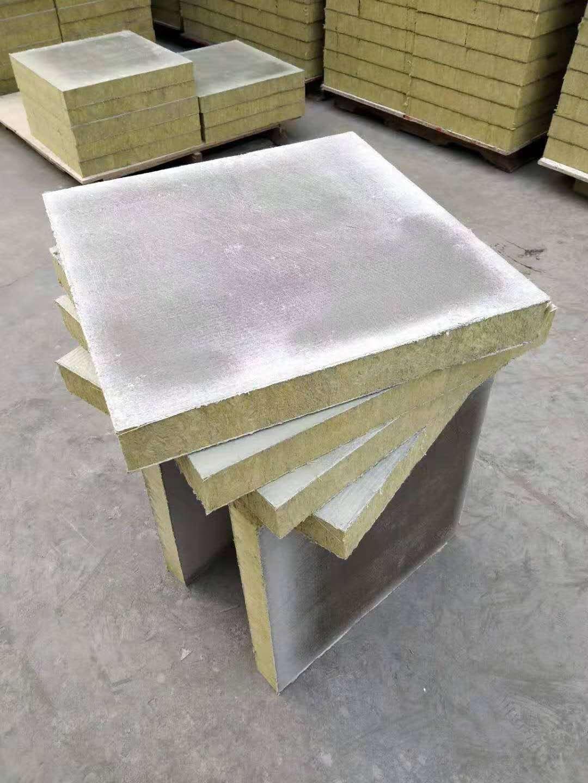 机制岩棉复合板