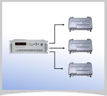 高速公路直流远程供电设备局端机及远端机特点