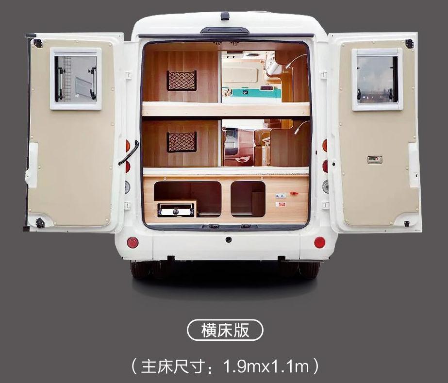 房车床的宽度多少比较合适?