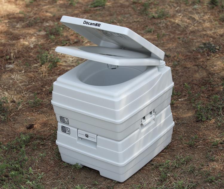房车卫生间固定式马桶好还是便携式马桶好