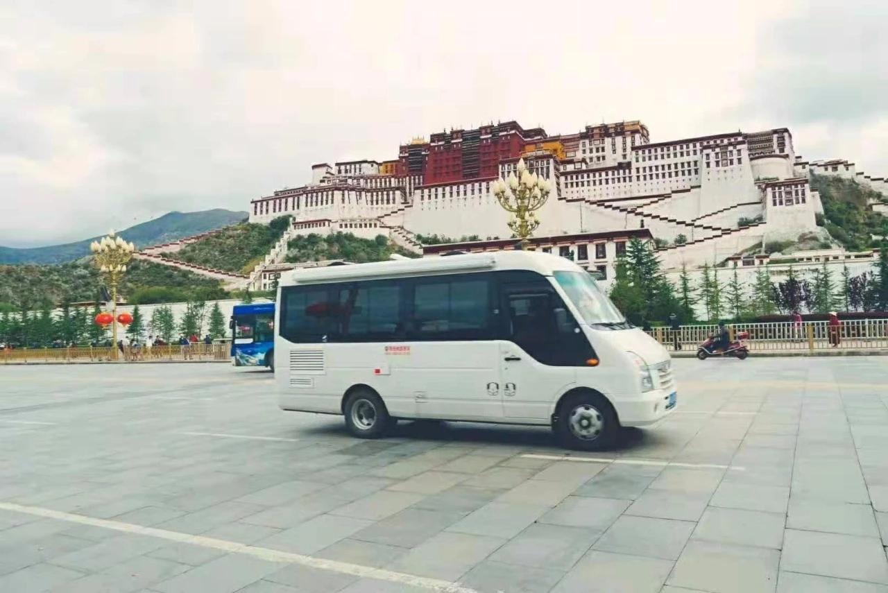 五菱房车西藏之行