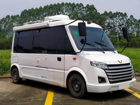 五菱牌GL5036XLJ旅居车公告 小五菱房车Q500公告