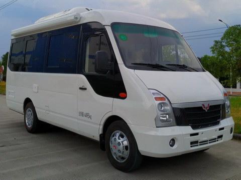 五菱牌GL5046XLJ旅居车公告 大五菱房车S100公告
