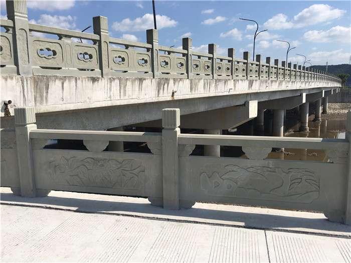 公路石桥栏杆