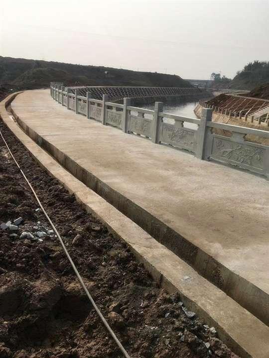 广安河道栏杆