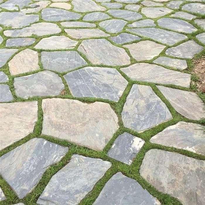 青石碎拼亂拼_成都翰林石材專業值得信賴