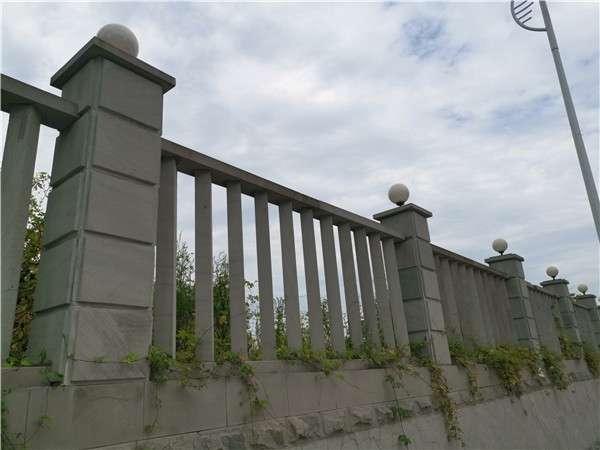 四川青石直條欄杆