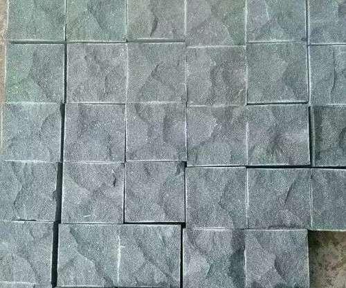 四川青石馬蹄石方塊石