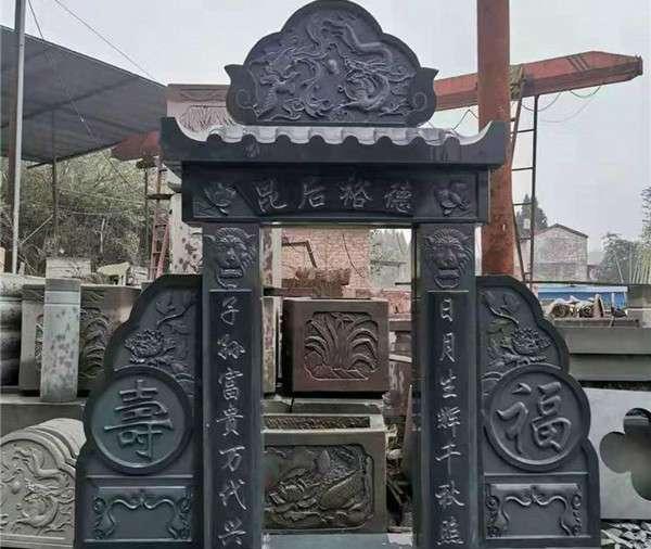 花岗石陵园公墓