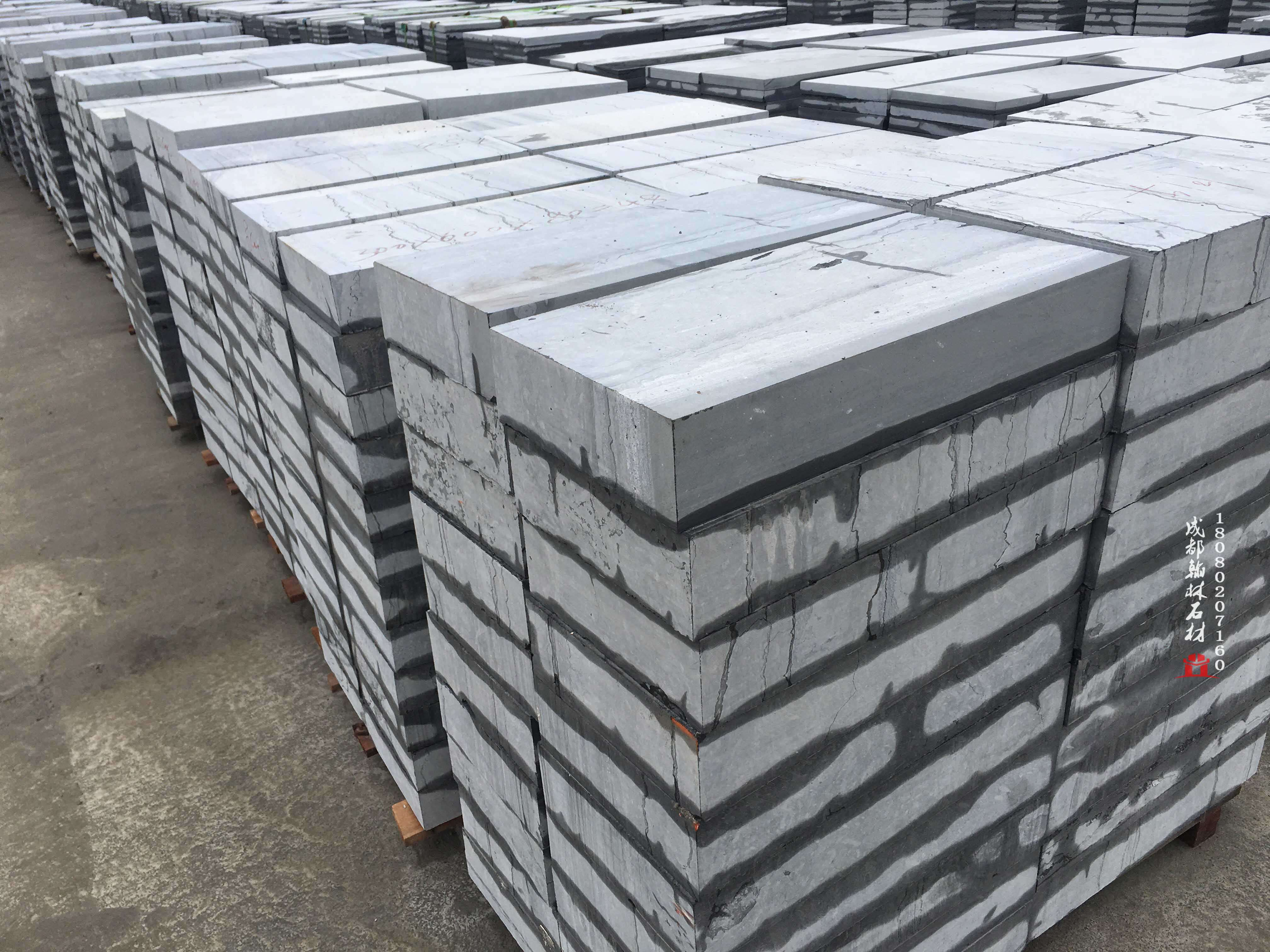 四川青石板厂家_成都翰林石材专业定制加工