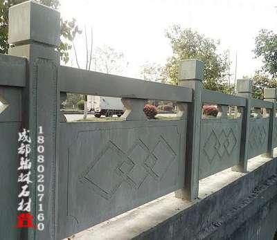 四川线雕栏杆