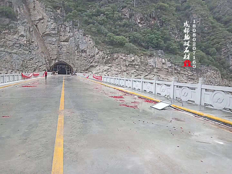 青石桥栏杆工程案例