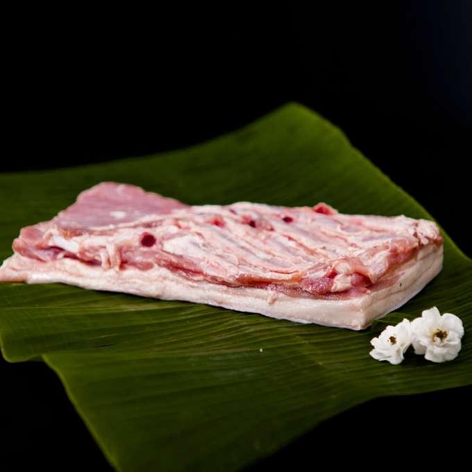 巴马香猪五花肉