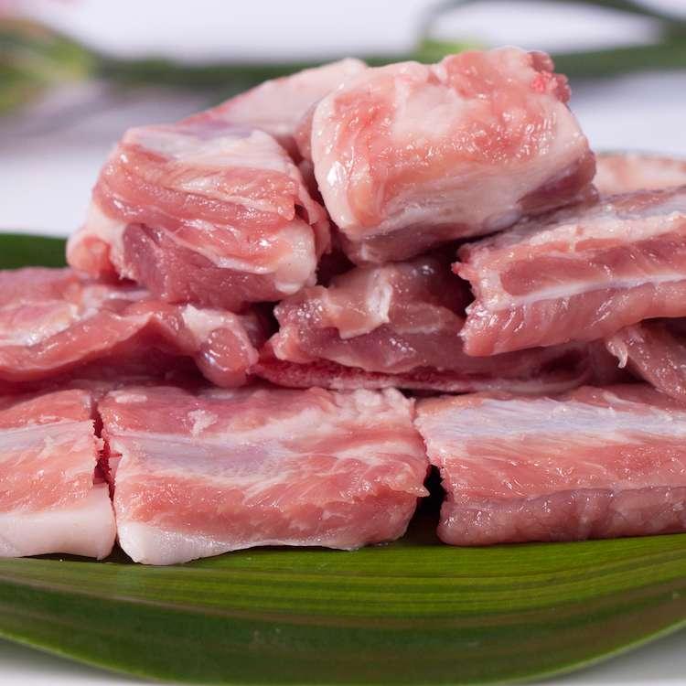 新鲜巴马香猪排骨