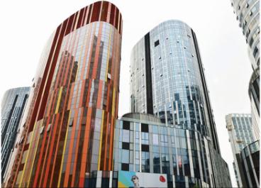 建筑彩色钢化油墨