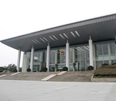 浙江省人民大会堂装饰工程