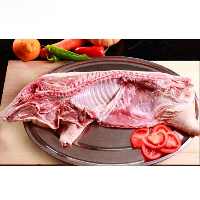 巴马香猪白条半块(带骨头)