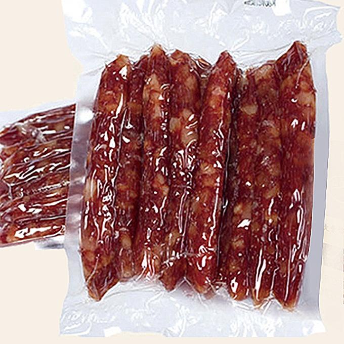巴马香猪腊肠400g(天然肠衣)