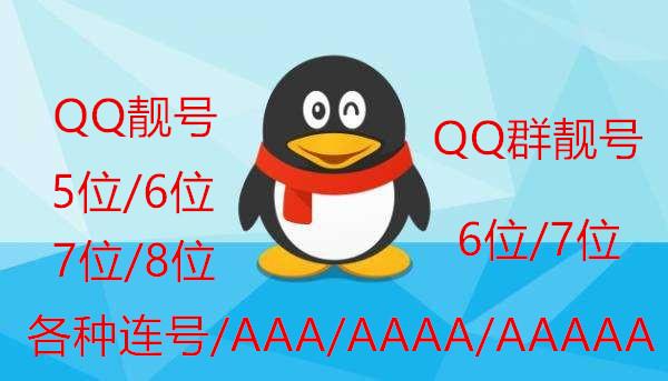 QQ靓号/QQ群号