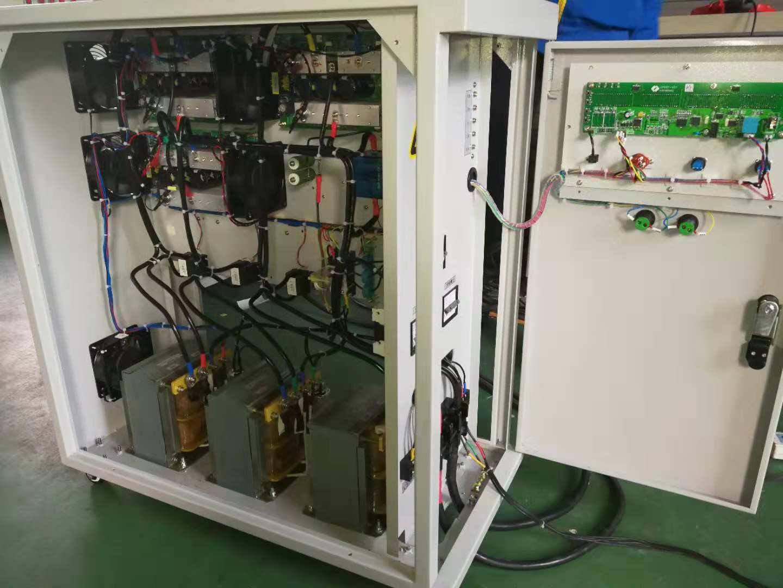 DC192V转AC380V三相正弦波逆变电源